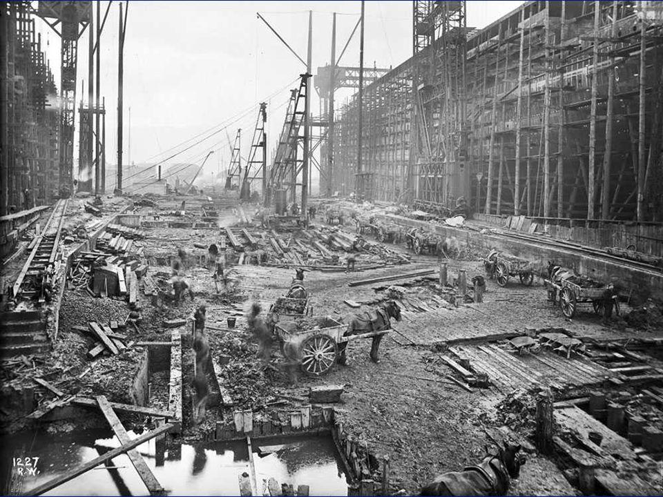 Das original ' Titanic ' und ' olympic Model