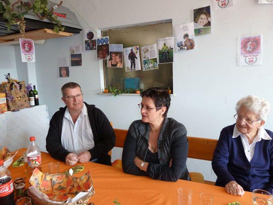 Schwiegermutter, Karin, Uschi, Schwiegerpapa
