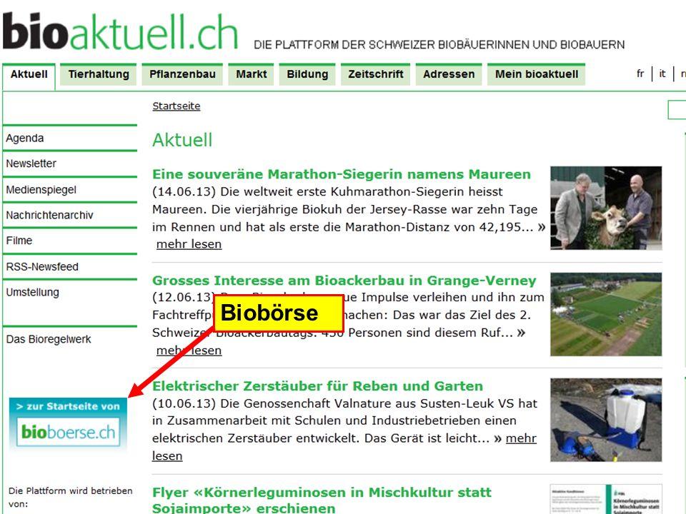Biobörse