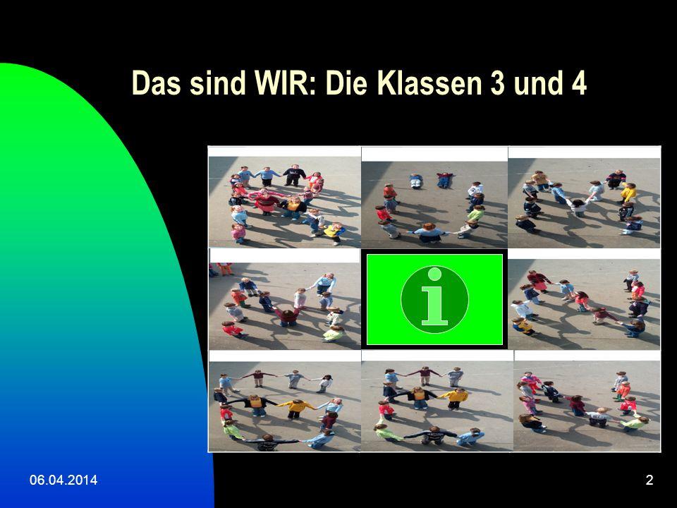 06.04.20141 Rümminger Kids stellen ihr Dorf vor... GS Rümmingen Klasse 3 und 4 im Frühjahr/Sommer 2003