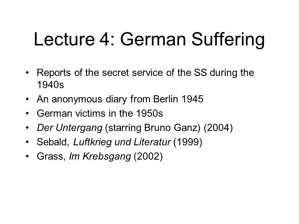 Theodor W.Adorno, Was bedeutet: Aufarbeitung der Vergangenheit.
