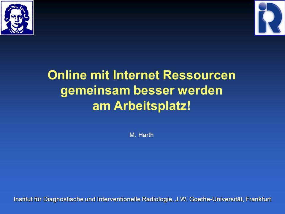 Online mit Internet Ressourcen gemeinsam besser werden am Arbeitsplatz.