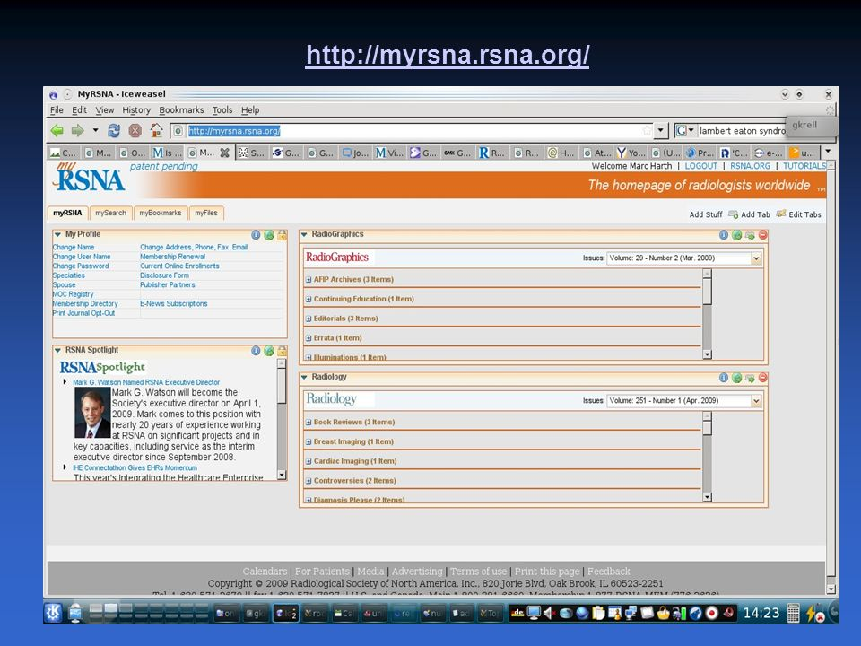 http://myrsna.rsna.org/