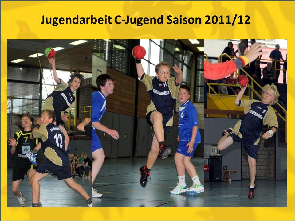 Jugendarbeit C-Jugend Saison 2011/12