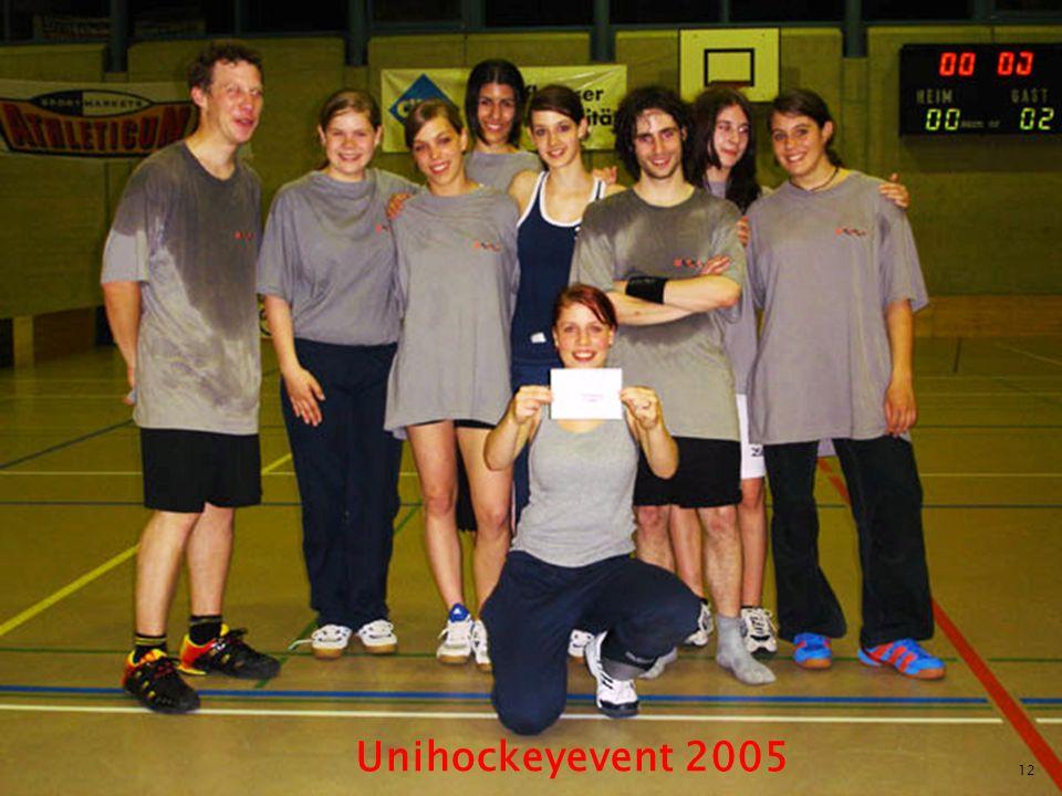 12 Unihockeyevent 2005
