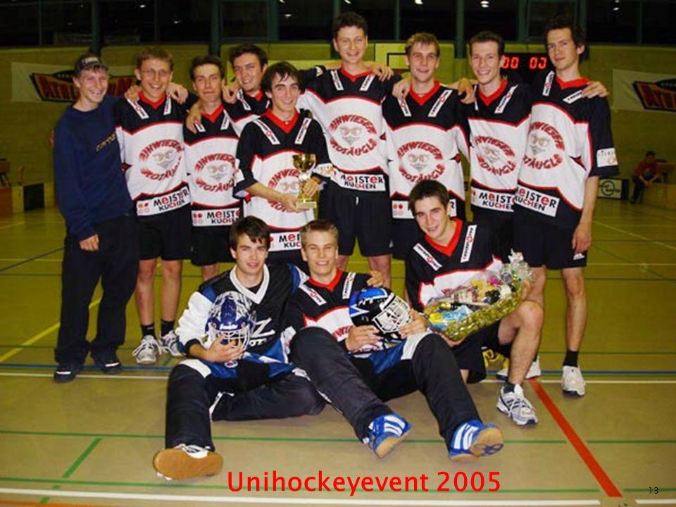 13 Unihockeyevent 2005