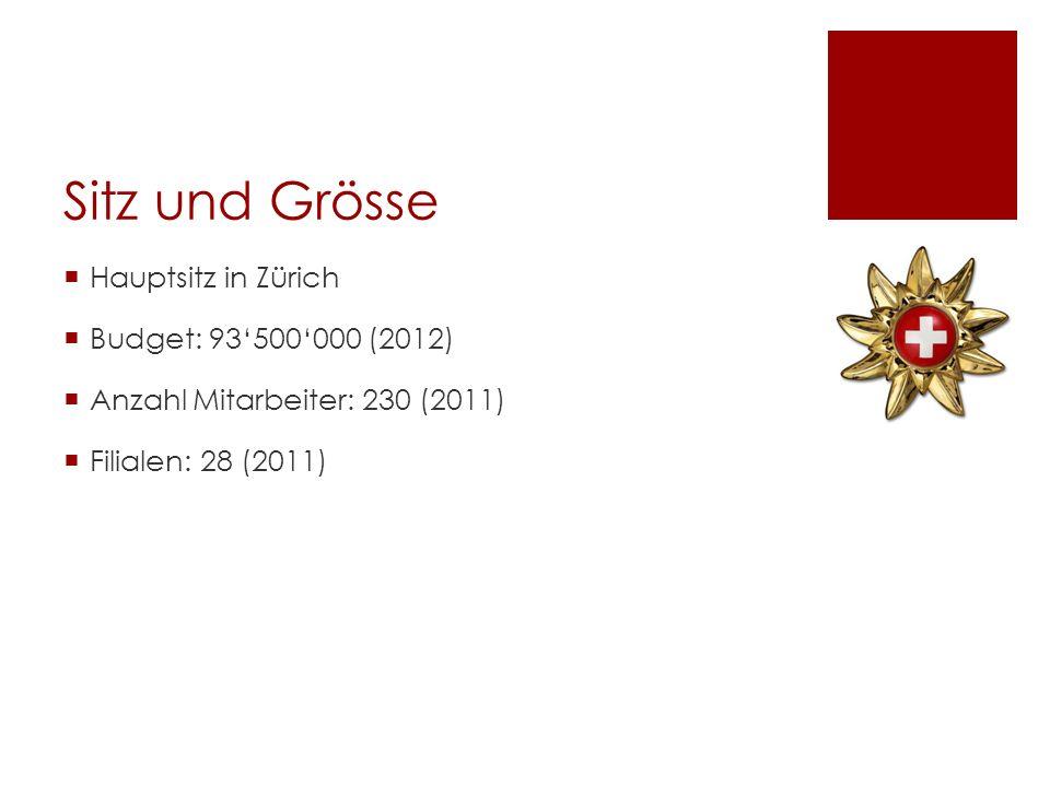 Geschichte und Entwicklung Gründung: 1917 Schweizerische Verkehrszentrale