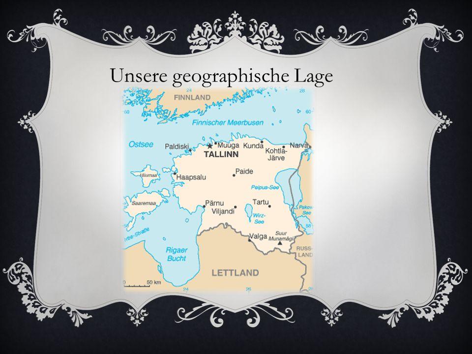 Unsere geographische Lage