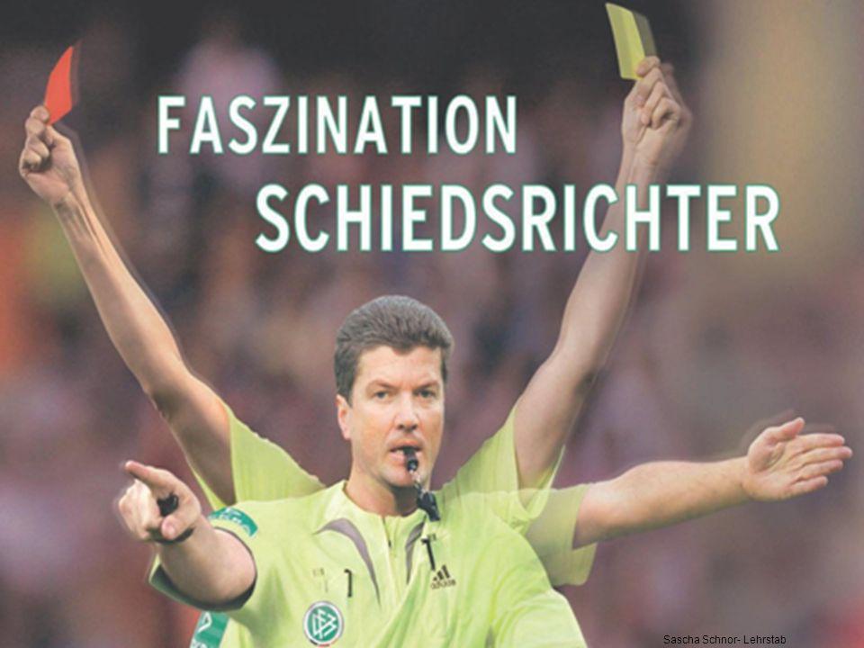 Sascha Schnor- Lehrstab