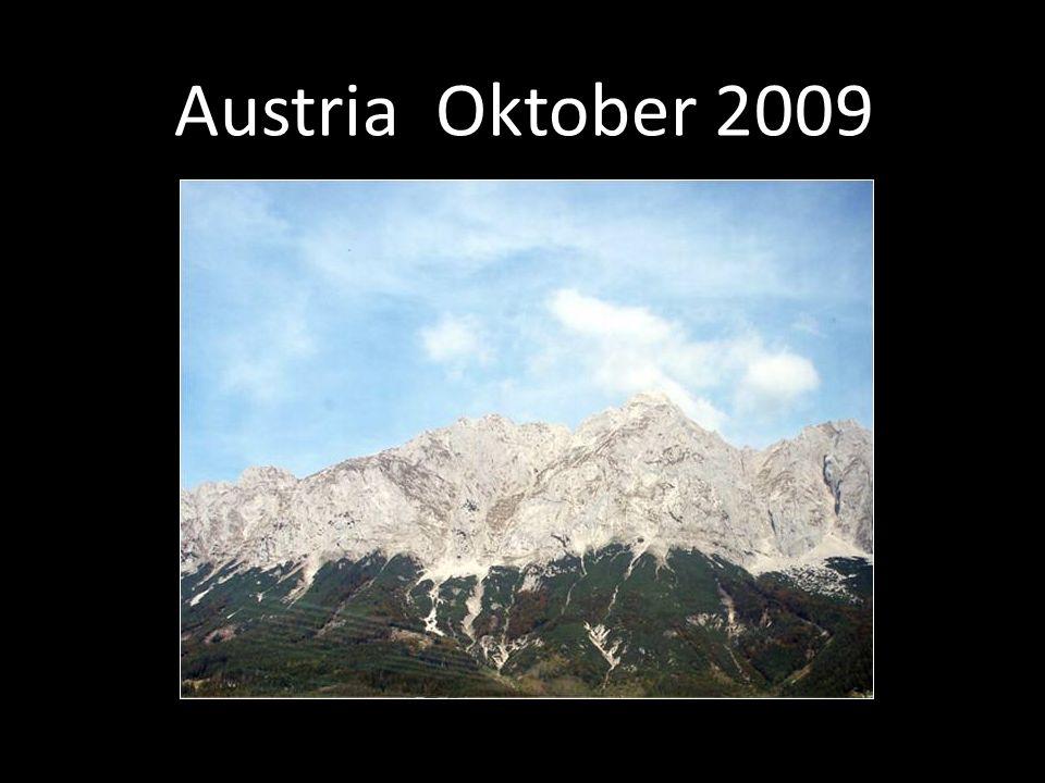 Austria Oktober 2009