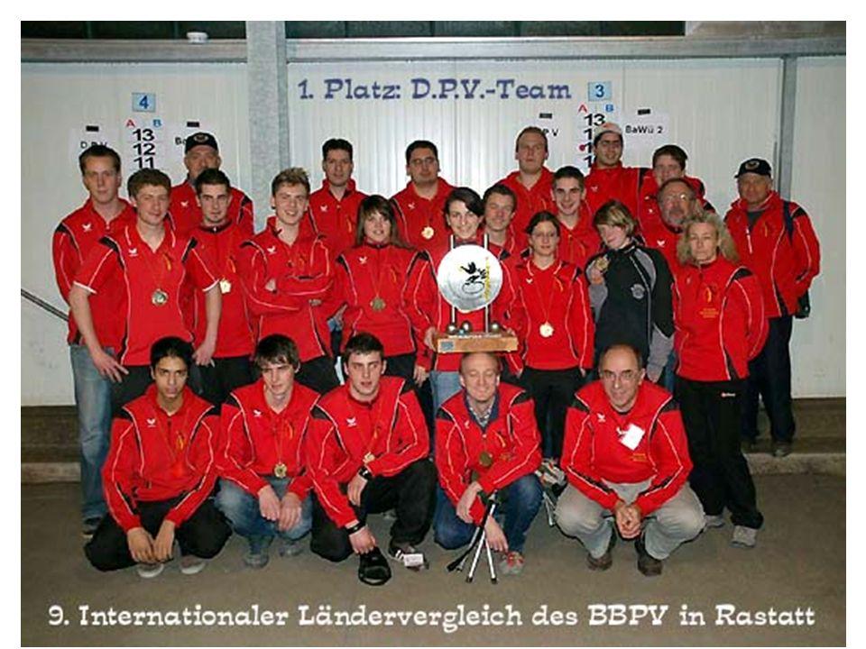 April Bundesliga in Berlin und Münster 1.Europameisterschaften der Espoirs in St.