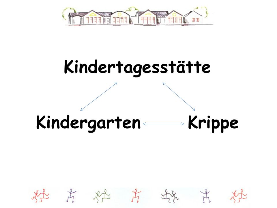 Kindertagesstätte KindergartenKrippe