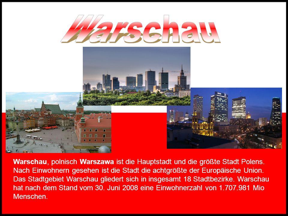 Die Kleinstadt Oswiecim, bekannter unter dem deutschen Namen