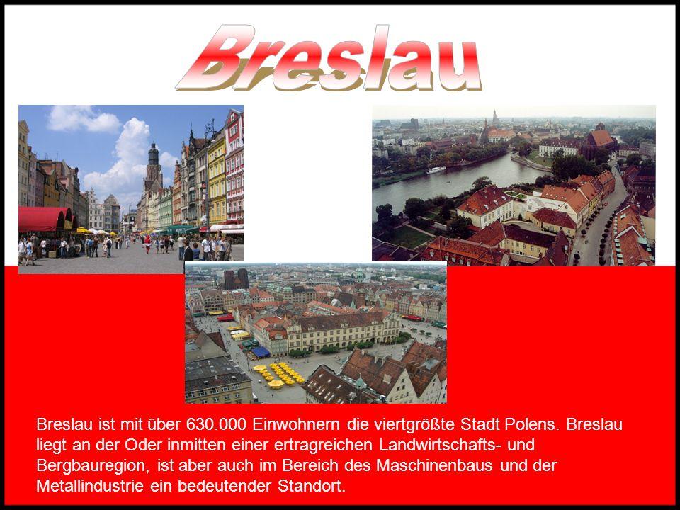 Danzig ist eine Hafen- und ehemalige Hansestadt in Polen. Die Stadt hat über 450.000 Einwohner.