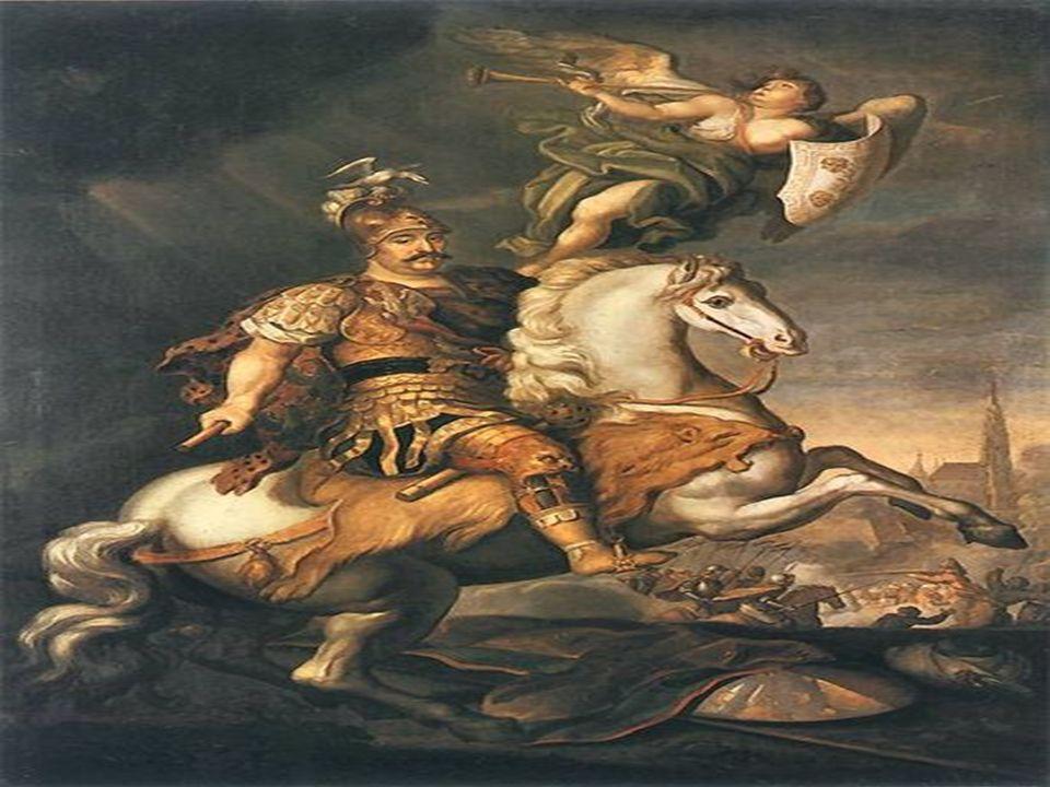Berühmte Persönlichkeiten J ohann III. Sobieski Johann III. Sobieski (polnisch Jan III. Sobieski, litauisch Jonas Sobieskis; * 17. August 1629 in Oles