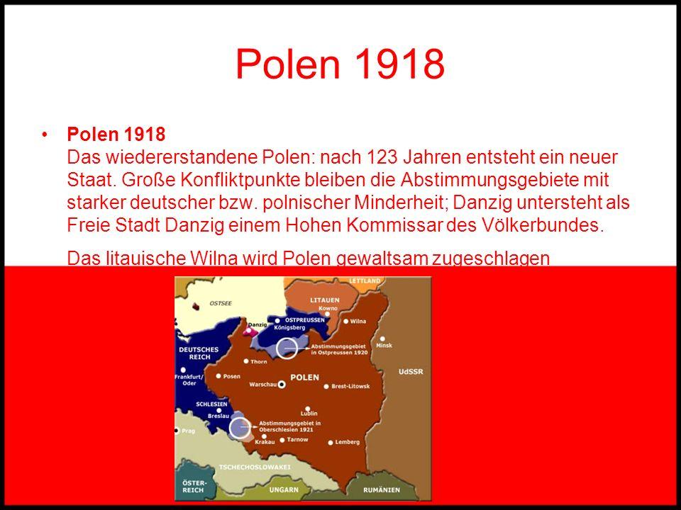 Polen 1772 Polen nach der ersten Teilung im Jahre 1772 die drei Großmächte Preußen, Russland, Österreich-Ungarn greifen sich jeweils ein Stück vom Kuc