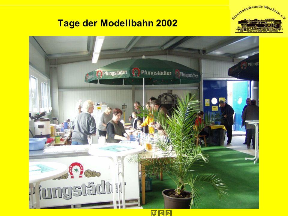 Tage der Modellbahn 2002