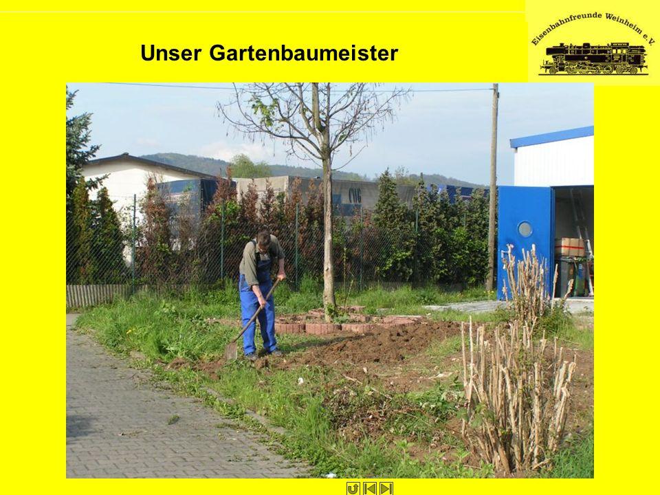 Unser Gartenbaumeister