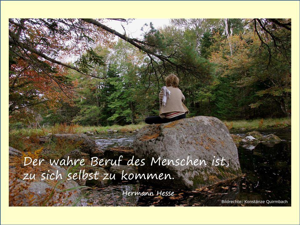 Wir selbst müssen die Veränderung sein, die wir in der Welt sehen wollen. Mahatma Gandhi