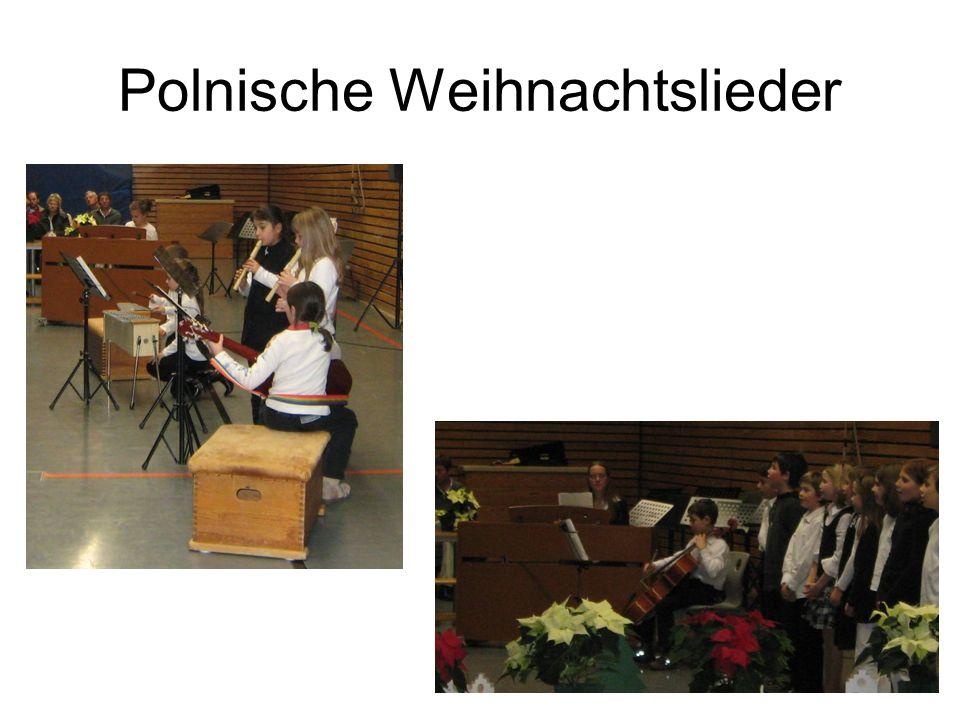 Polnische Weihnachtslieder