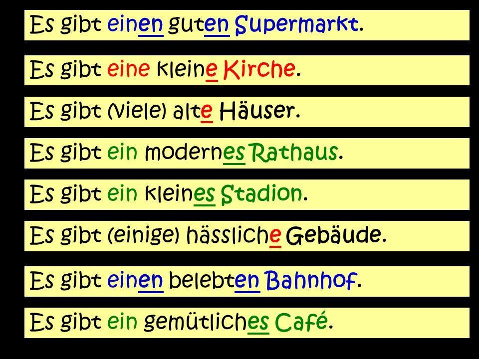 In jedem Satz gibt es 2 Fehler. Kannst du sie finden? (In every sentence there are 2 mistakes. Can you find them?)