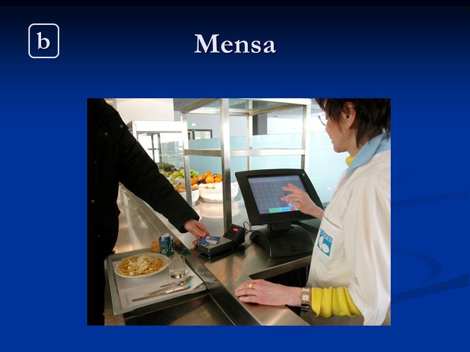 Mensa b