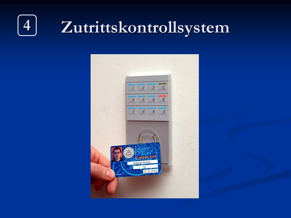 Zutrittskontrollsystem 4