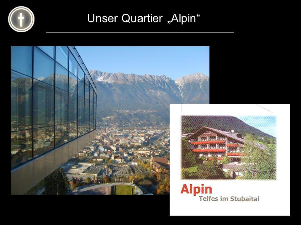 Unser Quartier Alpin