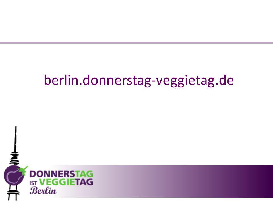 berlin.donnerstag-veggietag.de