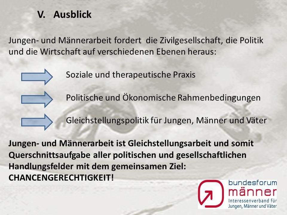 IV.Gesellschaftspolitische Konkretionen D.