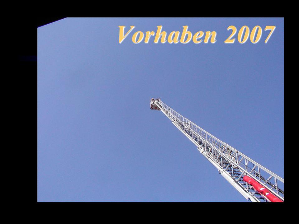 Vorhaben 2007