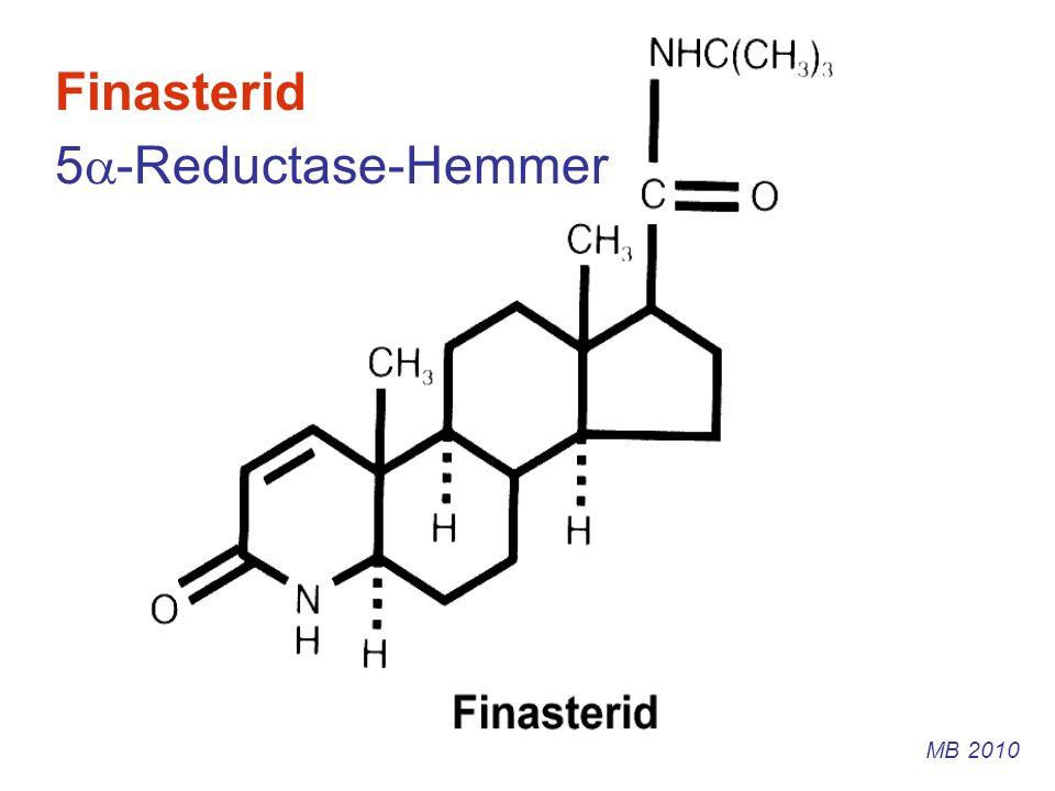 Finasterid 5 -Reductase-Hemmer MB 2010