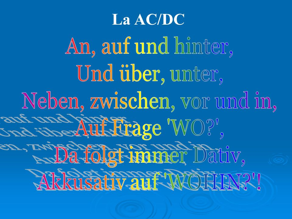 La AC/DC