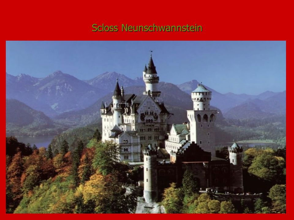 Scloss Neunschwannstein