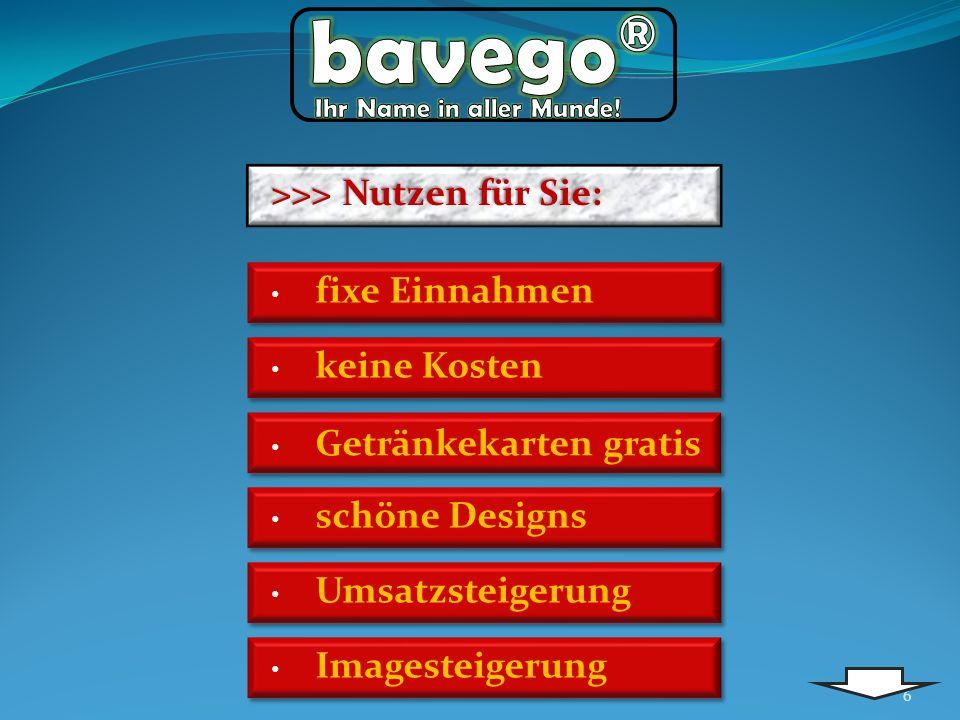 >>> Keine Kosten bavego Tischdecken sind grundsätzlich kostenlos (inkl.