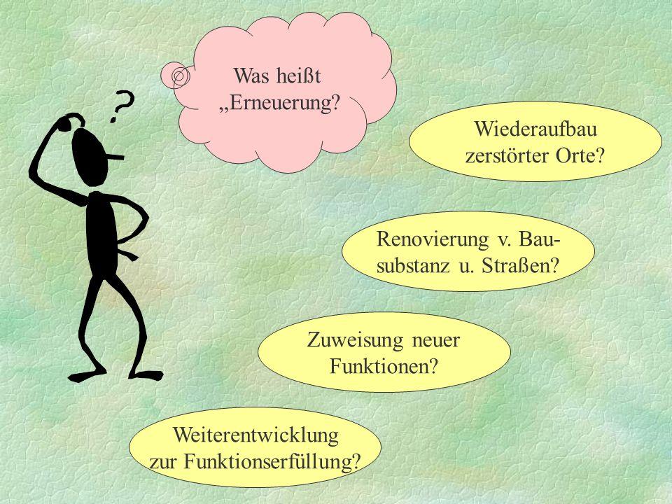 Arbeitskreis PlanungsbüroEinwohner Gemeinderat Gemeinde- verwaltung Amt für Flurerneuerung und ländl.