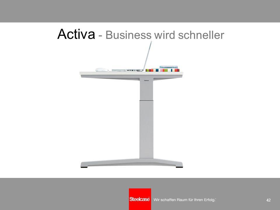 42 Activa - Business wird schneller