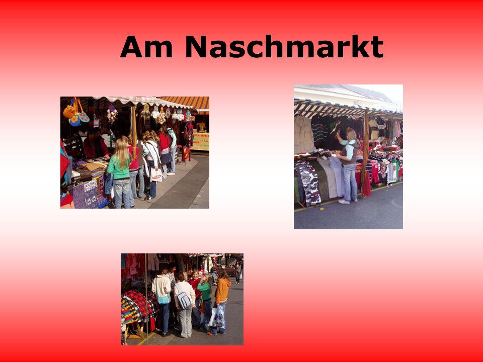 Bilder vom Naschmarkt