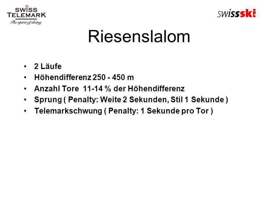 Reglemente Wettkampfreglement Alpin ( Swiss Ski ) –Ohne Rennpunkte und Penaltyberechnungen –Lizenzen werden keine benötigt.