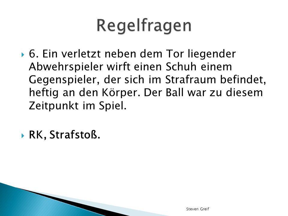 Steven Greif 7.