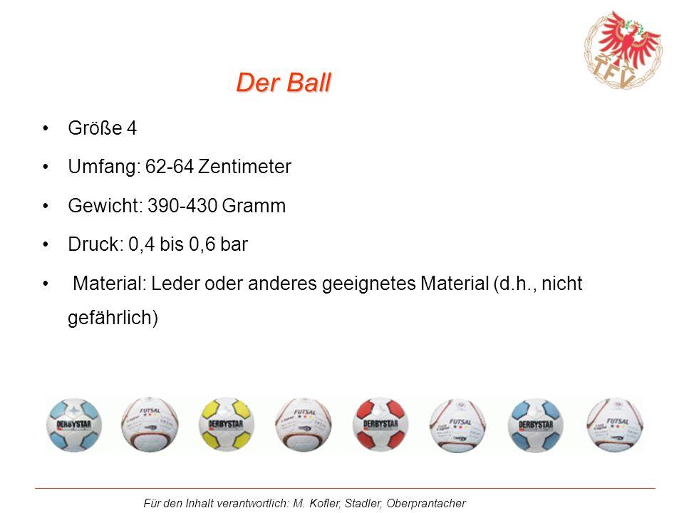 Für den Inhalt verantwortlich: M.Kofler, Stadler, Oberprantacher Spieldauer Bruttospielzeit.