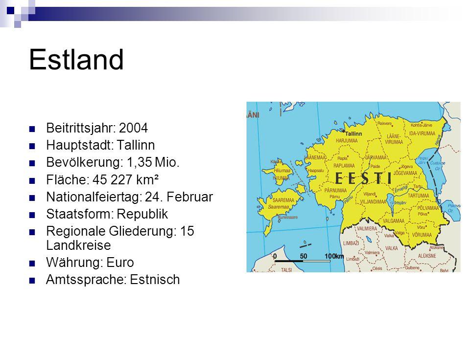 Wusstest du, dass… … zu Estland 1521 Inseln gehören.