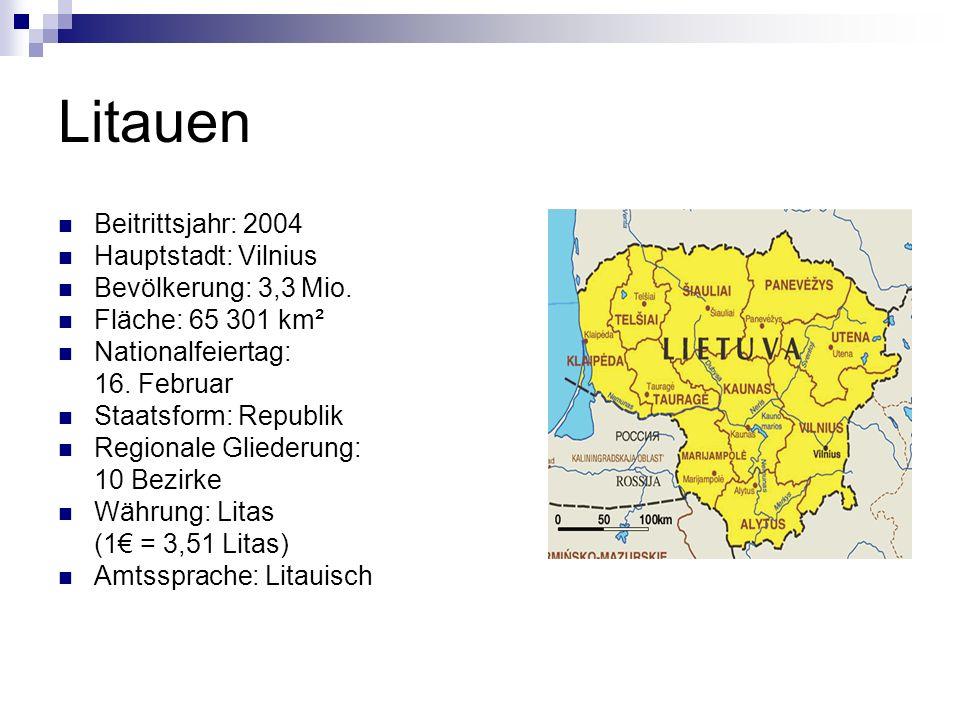 Wusstest du, dass… … beim litauischen Ukmerge (Wilkomir) der geografische Mittelpunkt Europas liegt, jedenfalls nach Berechnung der Litauer.