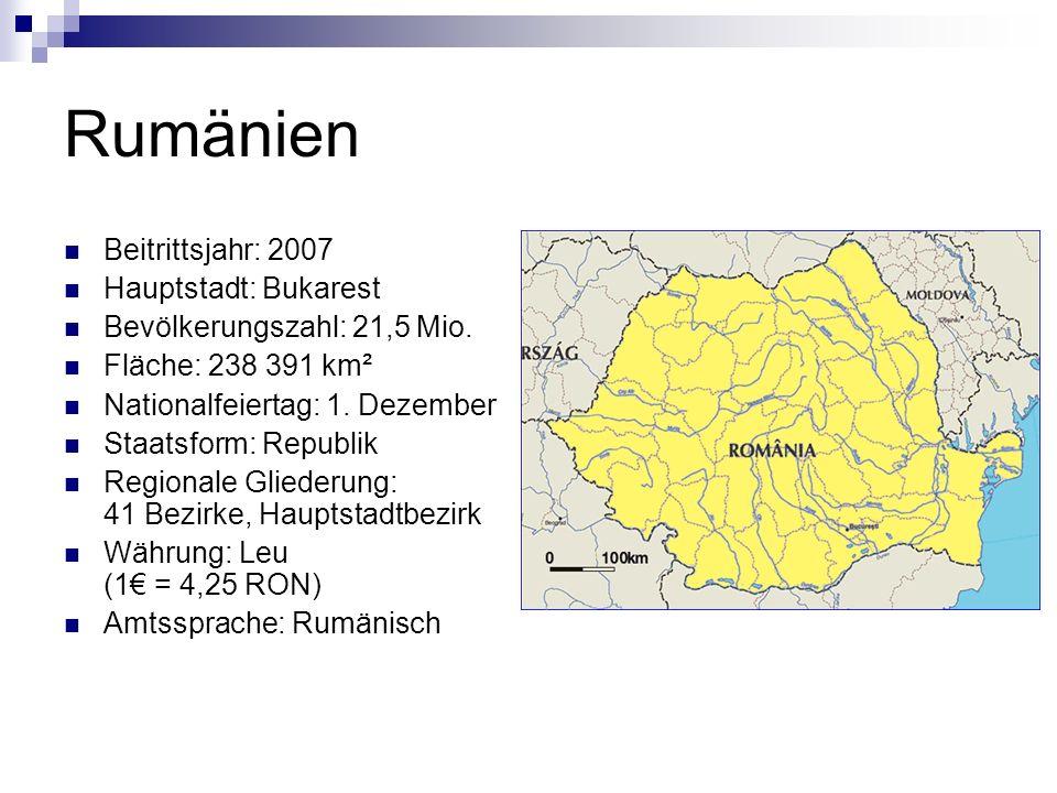 Wusstest du, dass … … bis 1939 noch rund 800.000 deutschstämmige Menschen in Rumänien lebten.
