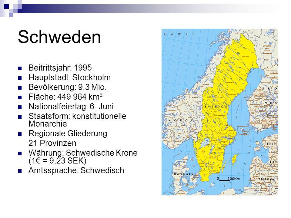 Wusstest du, dass… … die schwedische Landschaft von Gletschern der Eiszeit geformt wurde und deshalb viele Meeresarme und etwa 60.000 kleine höckerartige Inseln hat, die auch Schären genannt werden.