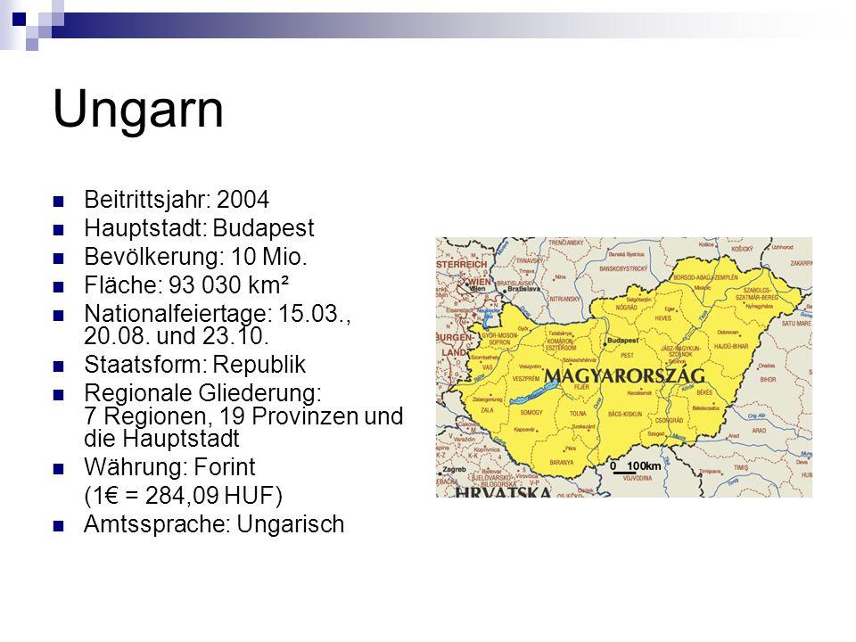 Wusstest du, dass… … die Niederlage Österreichs im Ersten Weltkrieg zur Auflösung der österreichisch-ungarischen Doppelmonarchie führte und 1918 erstmals eine unabhängige ungarische Republik ausgerufen werden konnte.