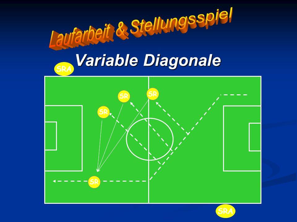 SR Variable Diagonale