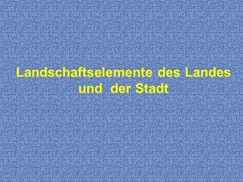 e Stadt, (ä –e)
