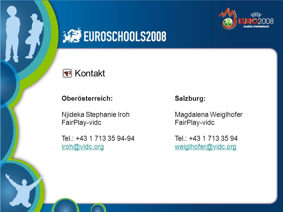 Übersicht Timeline Auftaktveranstaltungen 2007 10.10. Innsbruck, Olympia World 15.10. Salzburg, Sporthalle Josef-Preis-Allee 18.10. Wien, Stadtschulra