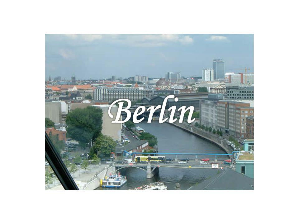 Berlin ist die Hauptstadt von Deutschland.Es gibt 4 Millionen Menschen in Berlin.